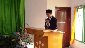 Doa penutup oleh Muji Hidayat