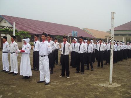 Pasukan Pengibar Bendera MAN 1, PASMANTU