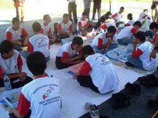 32 peserta lomba KRAD se-Sumsel