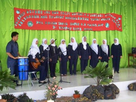 Vokal Grup Guru MAN 1 Palembang