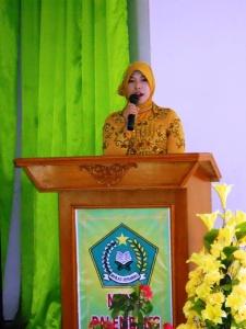 Wakil siswa kelas XII, Nur Aldillah Julita