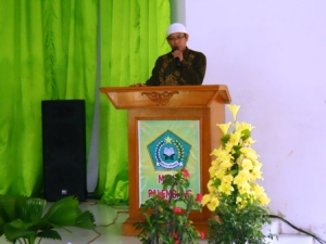 Wakil wali siswa, Bapak Abdurrahman, S. Pd