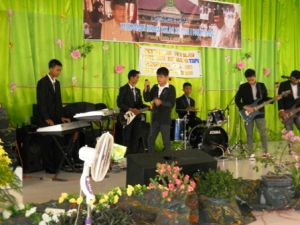 Grup Band MAN 1 Palembang